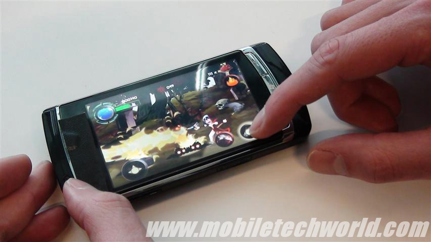 Игра Twin blades на Windows Phone 7