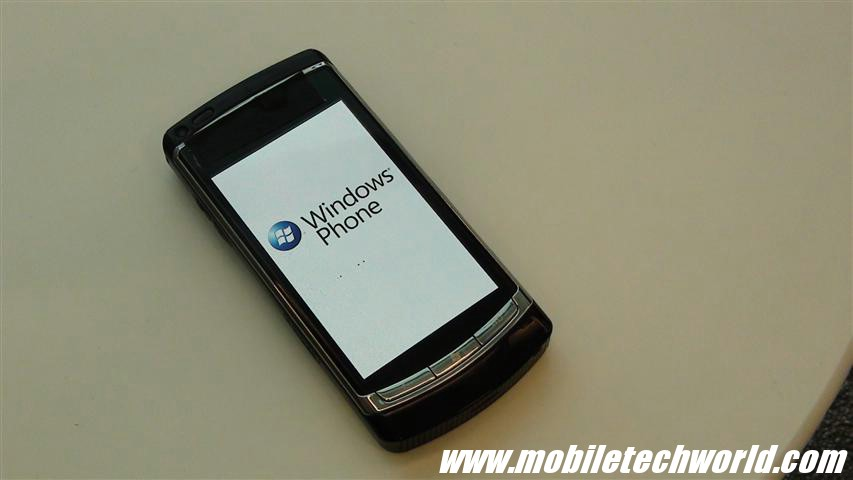 Samsung Windows Phone 7
