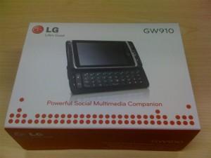 LG Panther / GW910 в коробке