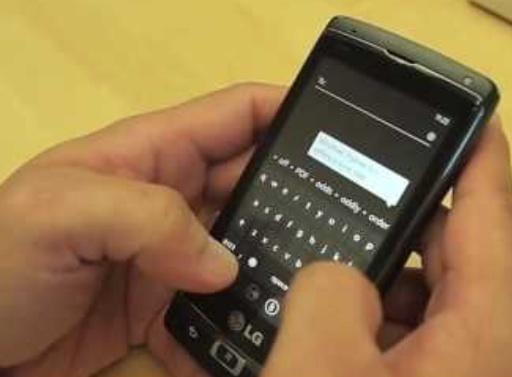 Windows Phone 7 - клавиатура