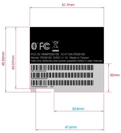 Аппарат HTC с Windows Phone 7 у FCC