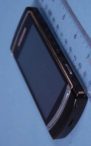 Размеры Samsung Taylor