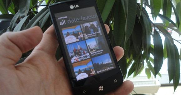 LG Optimus 7/ E900