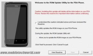 HTC Spark прошивка