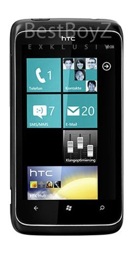 HTC Mondrian. Лицевая сторона