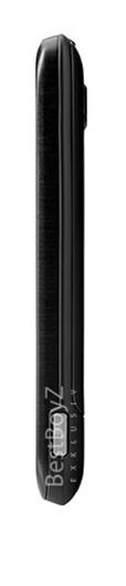 HTC Mondrian. Вид сбоку