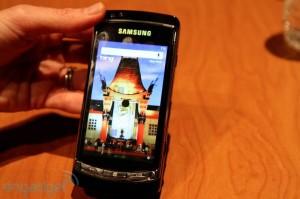 Samsung Omnia i9810