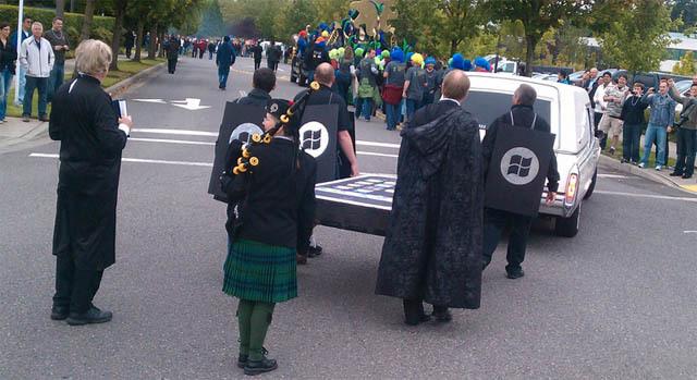 Похороны iPhone