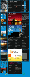 Windows Phone 7 - тема для WAD2