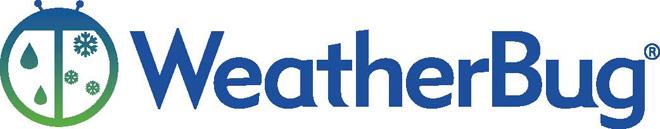 Логотип Weatherbug