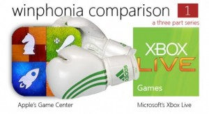 Xbox LIVE vs Game Center