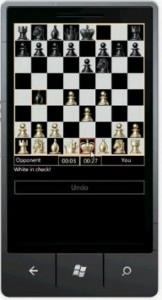 Chess4All - бесплатные шахматы для WP7