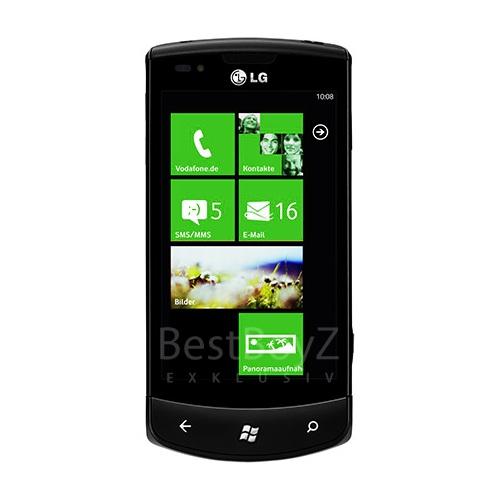 Внешний вид LG Optimus 7