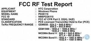 HTC PD26110