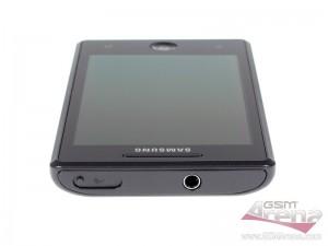Samsung Omnia 7 - microUSB и 3,5 мм аудио джек