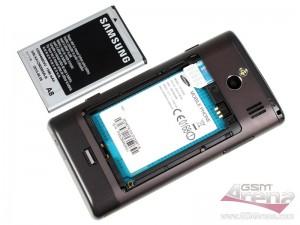 Samsung Omnia 7 - аккумулятор