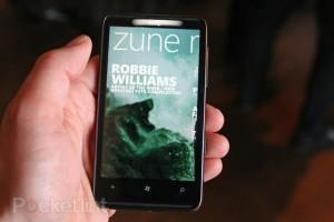 HTC HD7 - Zune