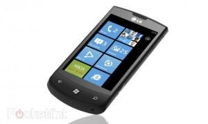 LG Optimus 7 - официальное фото