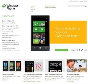 Портал Windows Phone 7