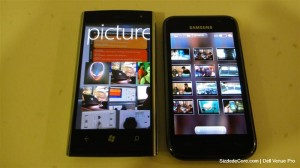 Dell Venue Pro и Samsung Galaxy S