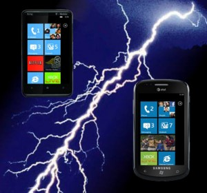Samsung Focus vs HTC HD7