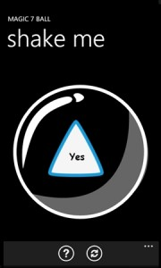 Magic 7 Ball