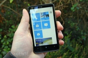 HTC Windows Phone 7