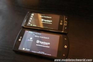 ScanSearch - программа для Windows Phone 7