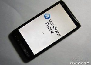 Windows Phone 7 на HTC HD2