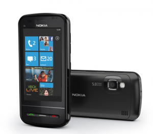 Windows Phone 7 - Nokia