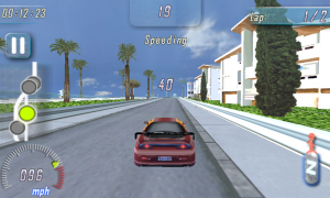 Fast and Furious Adrenaline - игра для Windows Phone 7