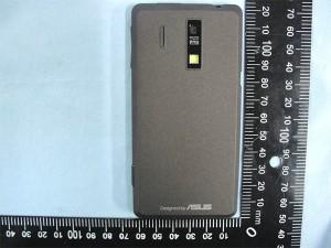 Смартфон Asus E600 - вид сзади