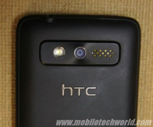 HTC 7 Trophy - камера