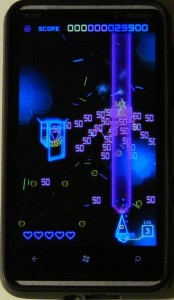 Our Manic Game - шутер для Windows Phone 7