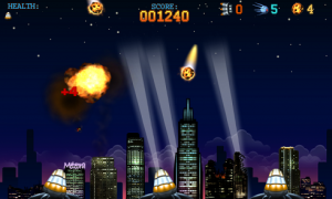 Meteor Mania - игра для Windows Phone 7