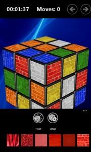 Кубик-Рубика - игра для Windows Phone 7