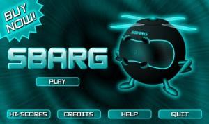 SBARG - основное меню