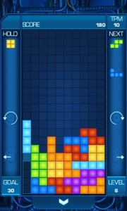 Tetris - игра для Windows Phone 7