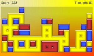 Tile Fall - игра для Windows Phone 7