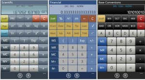 Calc Pro от Panoramic для Windows Phone 7