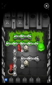 De Blob - игра для Windows Phone 7