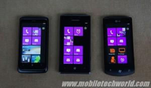 Смартфоны Windows Phone 7