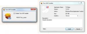 XAP Installer