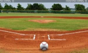 FingerBall - бейсбол