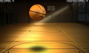FingerBall - баскетбол