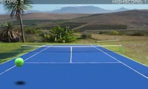 FingerBall - теннис