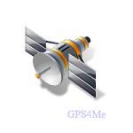 Логотип GPS4Me