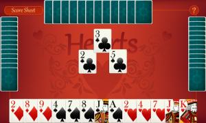 Hearts - карточная игра для Windows Phone 7