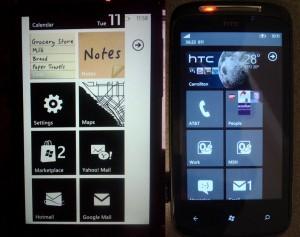 Изменение цветовой схемы на Windows Phone 7