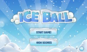 Игра Ice Ball
